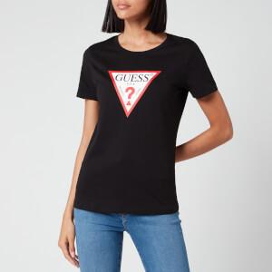 Guess Women's Tatiana T-Shirt - Jet Black