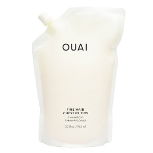OUAI Fine Hair Shampoo Refill 946ml