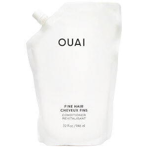 OUAI Fine Hair Conditioner Refill 946ml