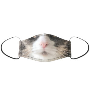 Cure Kittie Face Mask