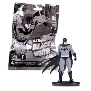 DC Collectibles DC Comics Batman Black and White Blind Bag Mini Figure - Wave 1 (Assortment)
