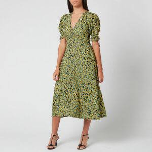 Faithfull the Brand Women's Mejia Midi Dress - Yasmin Floral