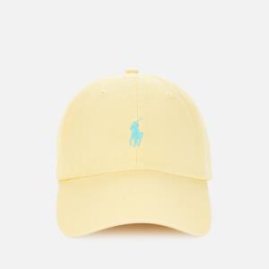 Polo Ralph Lauren Men's Classic Sport Cap - Empire Yellow