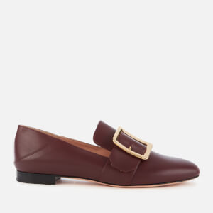 Bally Women's Janelle Leather Loafers - Shiraz