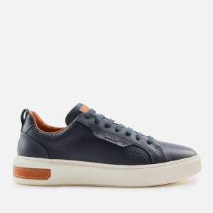 Bally Men's Mickey I Leather Trainers - Ink