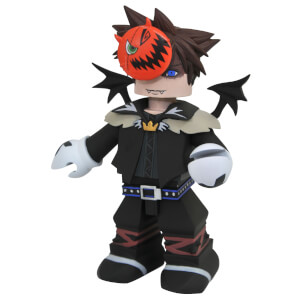 Diamond Select Kingdom Hearts Halloween Town Sora Vinimate Figure