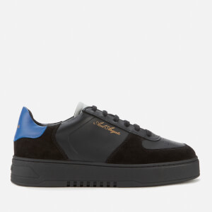 Axel Arigato Men's Orbit Chunky Trainers - Black/Cobalt Blue/Grey