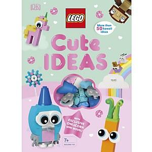 DK Books LEGO Cute Ideas Hardback