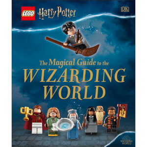DK Books LEGO Harry Potter The Magical Guide to the Wizarding World Hardback