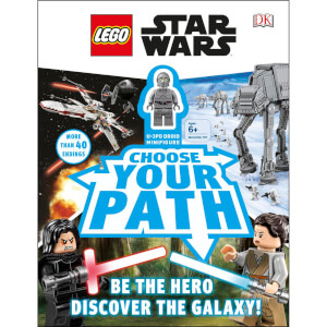 DK Books LEGO Star Wars Choose Your Path Hardback
