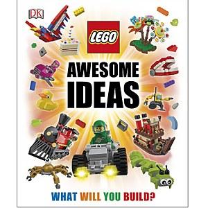 DK Books LEGO Awesome Ideas Hardback