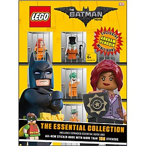 DK Books The LEGO BATMAN MOVIE The Essential Collection Hardback
