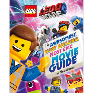DK Books The LEGO MOVIE 2: The Awesomest, Most Amazing, Most Epic Movie Guide in the Universe! Hardback