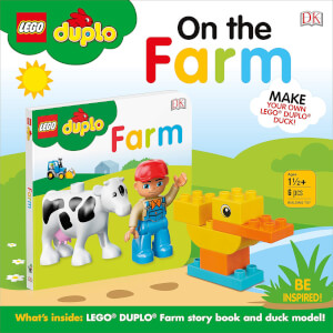 DK Books LEGO DUPLO On the Farm Board Book