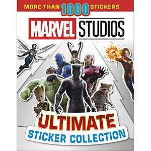 DK Books Marvel Studios Ultimate Sticker Collection Paperback