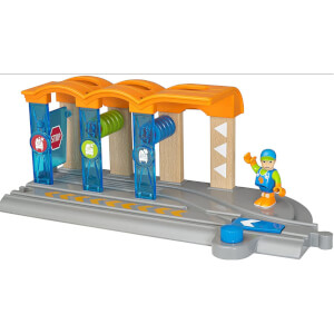 Brio Smart Tech - Railway Washing Station