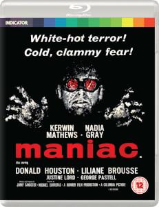 Maniac (Standard Edition)
