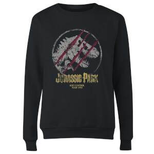 Jurassic Park Lost Control Women's Sweatshirt - Black