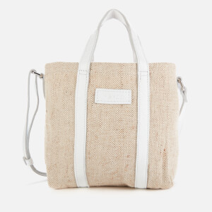 Núnoo Women's Canvas Small Shopper Bag - Dessert