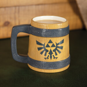 The Legend of Zelda Hyrule Crest Mug