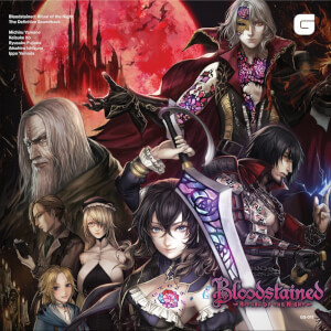 Bloodstained: Ritual of the Night - The Definitive Soundtrack 4LP
