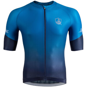 Campagnolo Platino Jersey - Blue/Navy Blue