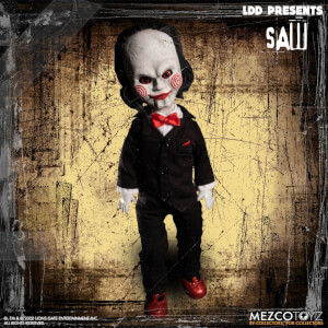 Mezco Living Dead Dolls Presents Saw Billy