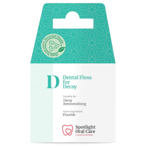 Spotlight Oral Care Dental Floss for Decay