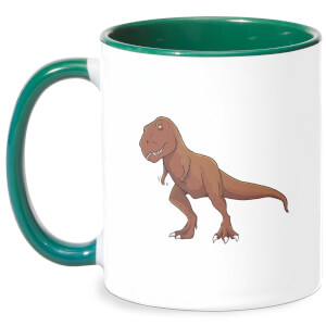 If You're Happy And You Know It Mug - White/Green