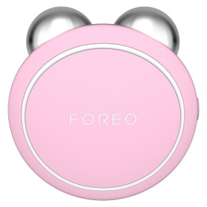 FOREO BEAR mini App-connected Microcurrent Facial Devise - Pearl Pink