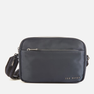 Ted Baker Women's Madiira Plain Nylon Camera Bag - Dark Blue