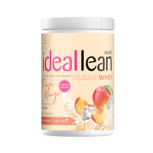 IdealFit Clear Whey Protein - Peach Mango - 20 Servings