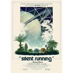 Silent Running Lithograph by Matt Ferguson