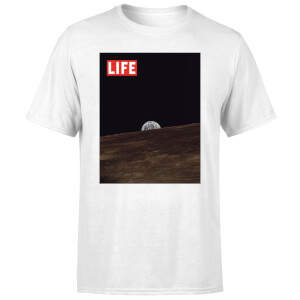 LIFE Magazine Moon Men's T-Shirt - White