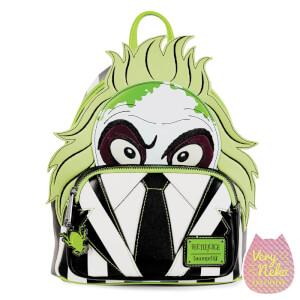 Loungefly Beetlejuice Mini Backpack - VeryNeko Exclusive
