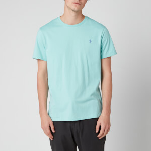 Polo Ralph Lauren Men's Custom Slim Fit T-Shirt - Bayside Green