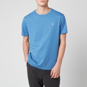 Polo Ralph Lauren Men's Custom Slim Fit T-Shirt - French Blue