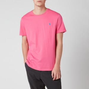 Polo Ralph Lauren Men's Custom Slim Fit T-Shirt - Pink