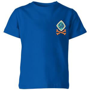 T-shirt Scooby Snack - Bleu - Enfants