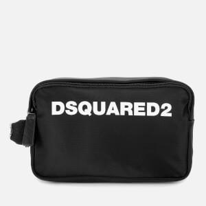 Dsquared2 Men's Wash Bag - Black/White