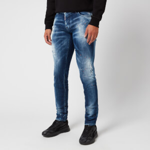 Dsquared2 Men's Slim Jeans - Navy