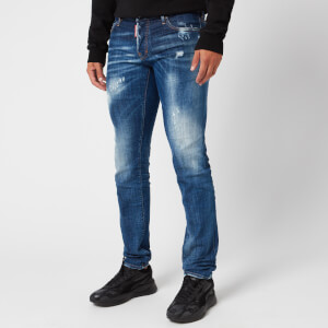 Dsquared2 Men's Slim Jeans - Blue