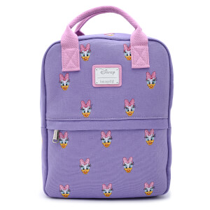 Loungefly Disney Sensational 6 Daisy Aop Canvas Backpack