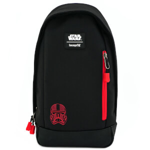 Loungefly Star Wars Ep 9 Nylon Sling Backpack