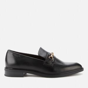 Vagabond Women's Frances Leather Loafers - Black