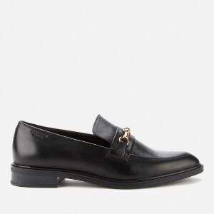 Vagabond Women's Frances Leather Loafers - Black