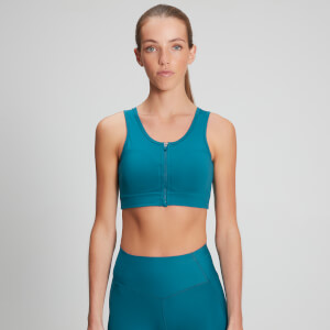 MP Women's Velocity Sculpt Sports Bra - Deep Lake
