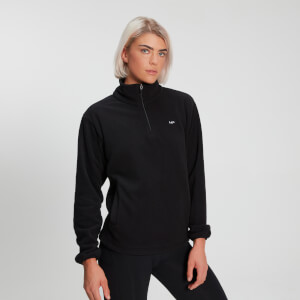 MP Essentials Fleece för kvinnor – Svart