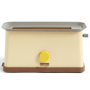 HAY Sowden Toaster - Yellow