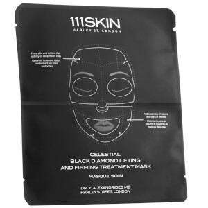 111SKIN Celestial Black Diamond Lifting and Firming Face Mask Single 1.05 oz